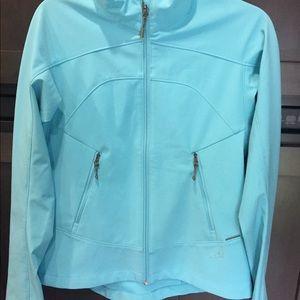 Aviva Athletic Turquoise Jacket (M)